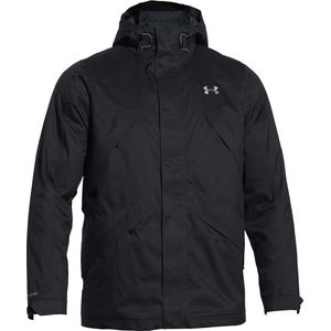 Under Armour Coldgear Infrared Excursion Hooded Parka - Men's