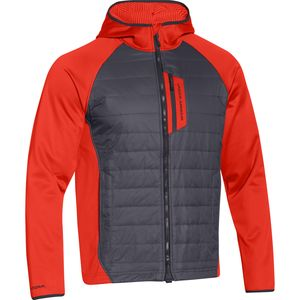 Under Armour Coldgear Infrared Werewolf Hooded Insulated Jacket - Men's