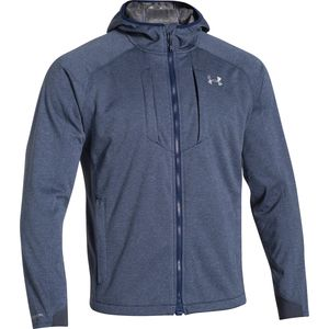 Under Armour Coldgear Infrared Bacca Hooded Softshell Jacket - Men's