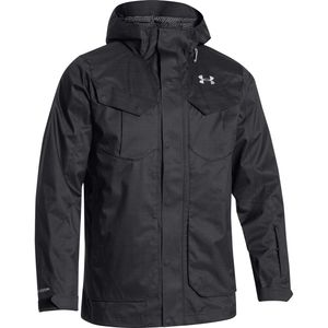 Under Armour Coldgear Infrared Agna Hooded Shell Jacket - Men's