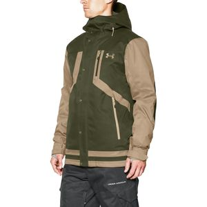 Under Armour Coldgear Infrared Fractle Hooded Jacket - Men's