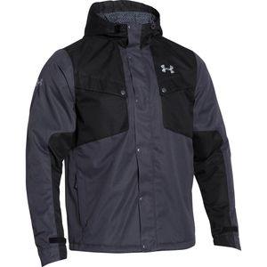 Under Armour Coldgear Infrared Bevel Hooded Jacket - Men's