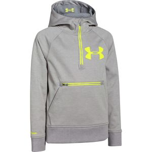 Under Armour Coldgear Infrared Dobson Hooded Softshell Pullover - Boys'