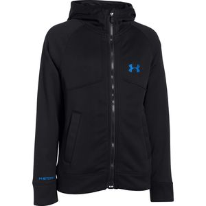 Under Armour Extreme ColdGear Hooded Fleece Jacket - Boys'