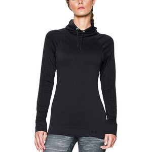 Under Armour Seamless Funnel Neck Shirt - Long-Sleeve - Women's