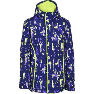 Under Armour ColdGear Infrared Britton Hooded Insulated Jacket - Girls'