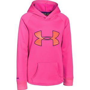 Under Armour Rival Pullover Hoodie - Girls'