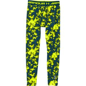 Under Armour HeatGear Armour Printed Legging - Boys'
