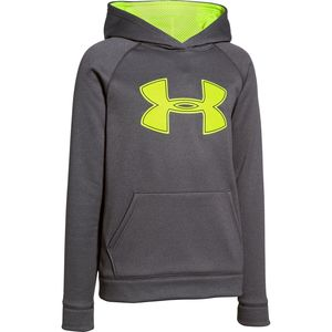 Under Armour Storm Armour Fleece Big Logo Pullover Hoodie - Boys'