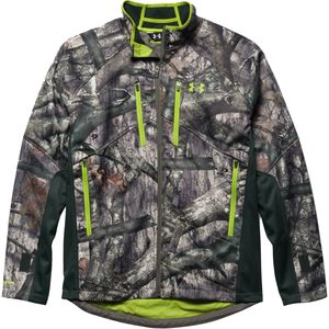 Under Armour ColdGear Infrared Scent Control Softshell Jacket - Men's