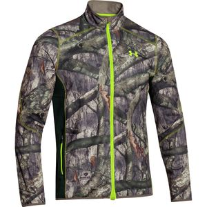 Under Armour ColdGear Infrared Scent Control Armour Fleece Jacket - Men's