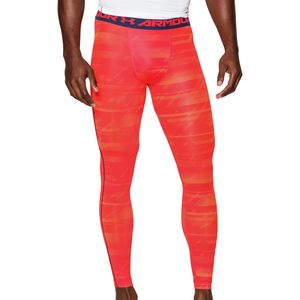 Under Armour HeatGear Armour Printed Compresion Legging - Men's