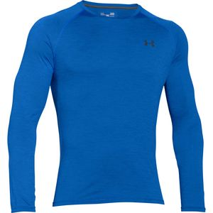 Under Armour Tech Patterned T-Shirt - Long-Sleeve - Men's