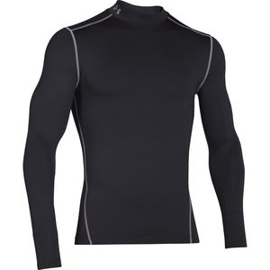 Under Armour ColdGear Armour Compression Mock-Neck Shirt - Long-Sleeve - Men's