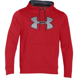 Under Armour Storm Armour Big Logo Fleece Pullover Hoodie - Men's