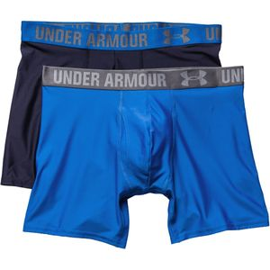 Under Armour HeatGear Performance BoxerJock - 2-Pack - Men's
