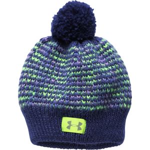Under Armour Speckle Pom Beanie - Girls'