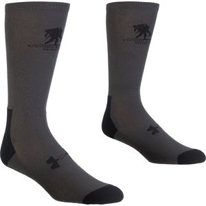 Under Armour Freedom Crew Sock - 2-Pack