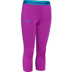 Under Armour HeatGear Armour Capri Pant - Girls'