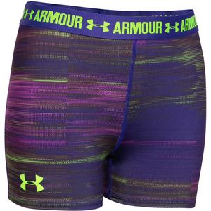 Under Armour HeatGear Printed Armour Short - Girls'