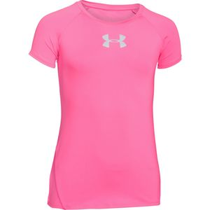 Under Armour HeatGear Coolswitch T-Shirt - Girls'