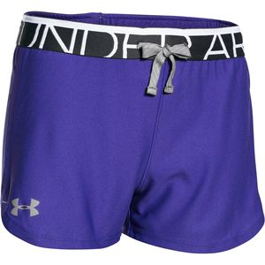 Under Armour HeatGear Play Up Short - Girls'