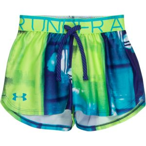 Under Armour HeatGear Printed Play Up Short - Girls'