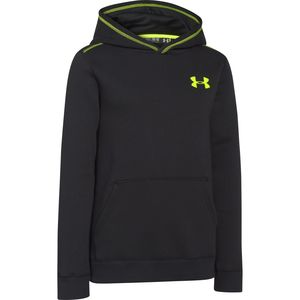 Under Armour Rival Cotton Pullover Hoodie - Boys'