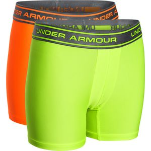 Under Armour Original Series Solid Boxer Short - 2-Pack - Boys'