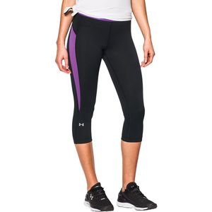 Under Armour UA Heatgear Coolswitch Capri - Women's
