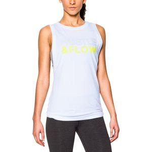 Under Armour Studio Hustle & Flow Muscle Tank Top - Women's