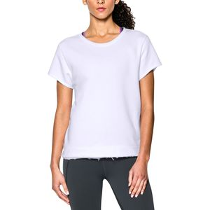 Under Armour Studio Boxy Crew - Short-Sleeve - Women's