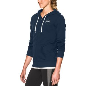 Under Armour WWP Fleece Full-Zip Hoodie - Women's