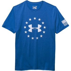 Under Armour Freedom T-Shirt - Short-Sleeve - Men's