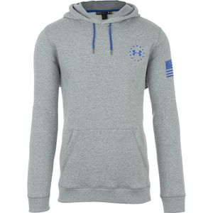Under Armour WWP Charged Cotton Pullover Hoodie - Men's