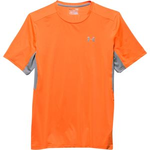 Under Armour HeatGear Coolswitch Run Shirt - Short-Sleeve - Men's