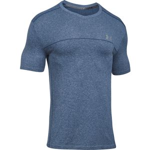 Under Armour Run Seamless V-Neck T-Shirt - Men's