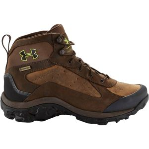 Under Armour Wall Hanger Leather Mid Hiking Boot - Men's