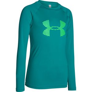 Under Armour Slasher Surf Shirt - Long-Sleeve - Boys'