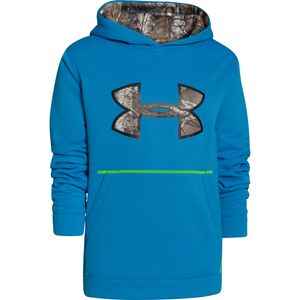 Under Armour Storm Caliber Pullover Hoodie - Boys'