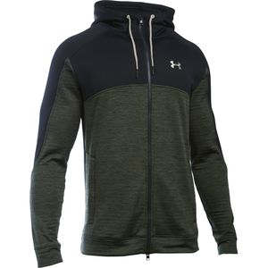 Under Armour Gamut Full-Zip Fleece Hooded Jacket - Men's