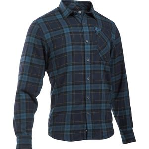 Under Armour Borderland Flannel Shirt - Men's