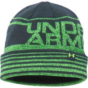 Under Armour Coldgear Infrared Cuff Billboard Beanie - Boys'