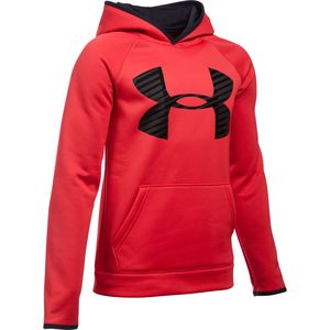 Under Armour Fleece Storm Highlight Pullover Hoodie - Boys'