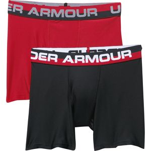 Under Armour O-Series Fitted Short - 2-Pack - Boys'