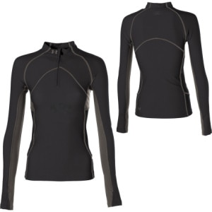 Under Armour Bleeker II Quarter-Zip Shirt - Long-Sleeve - Womens