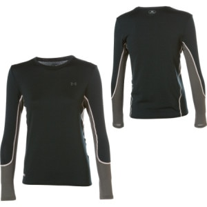 Under Armour Basemap Crew Top - Womens