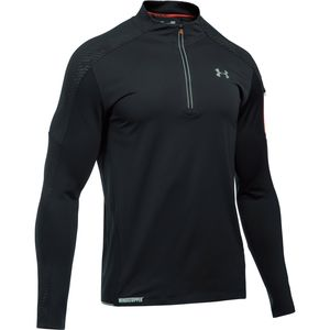 Under Armour Run Windstopper 1/4-Zip Shirt - Men's