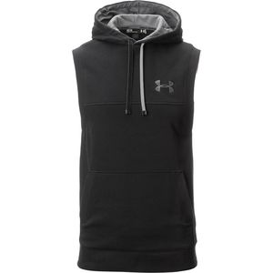 Under Armour Rival Cotton Sleeveless Pullover - Men's