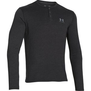 Under Armour Triblend Henley Shirt - Men's